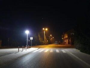 Mława, NAVI 60B, przejście dla pieszych