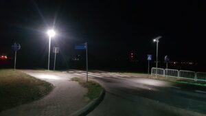 Nidzica, NAVI 30B, przejście dla pieszych